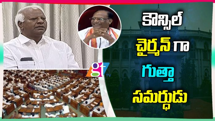Kadiyam Srihari Speech In Telangana Legislative Council