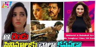 Tamanna Toughest Movies in Career | Helo