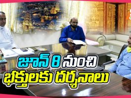 Minister Indrakaran Reddy Announces Temples To Reopen On June 8th