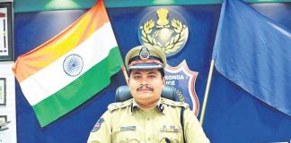 annual crime report of 2020 by CP mahesh bhagavath